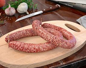 sausage 48 AM151 3D model