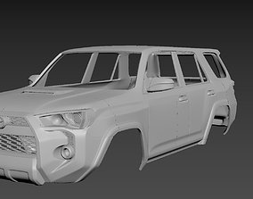 Toyota 4Runner 5 Gen 3D printable model