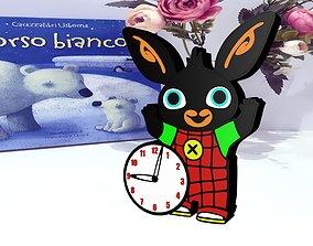 Bing Clock 3D printable model