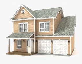 Cottage 69 3D model cottage