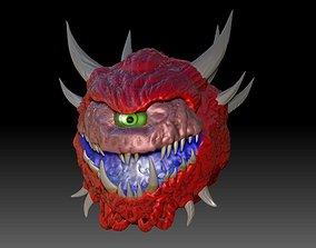 Doom Cacodemon 3D
