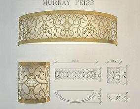 Murray Feiss WB1485SLP SCONCE VS16702SLP VANITY 3D model