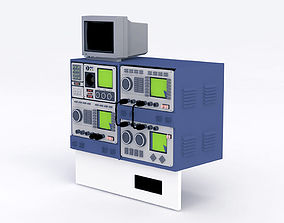 3D Oscilloscope Equipment