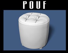 3D model Pouf 02