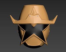 Power Rangers Shuriken Sentai Ninninger 3D print model 1