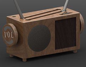 appliances Radio 3D