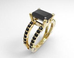 3D printable model 2 send ring