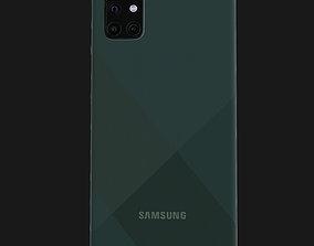 E3D - Samsung Galaxy A71 Prism Crush Blue