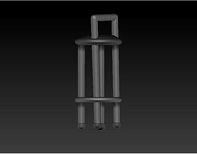 3D model BALCONY CHAIR