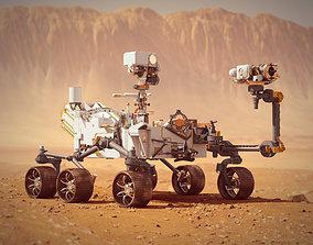 Perseverance Mars Rover 3D nasa