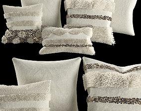 3D RH Morrocan Pillows2
