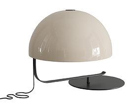 Zanuso Table Lamp 3D model