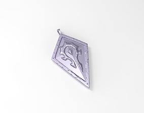 Horde Emblem Pendant Necklace 3D printable model