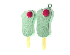 ice popsicle 3D print model