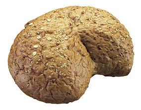 3D Grain bread