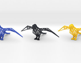 Oxpecker 3D printable model