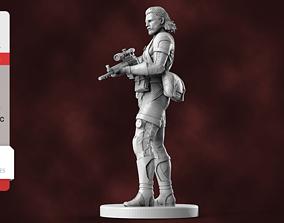 3D print model Big Boss