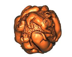 3D print model Zodiac