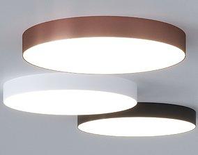 CIRCLE 9750 By Metalmek Ceiling lamp 3D