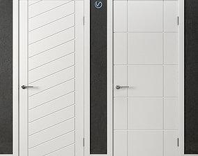 Next Series Academy Doors Part 3 3D