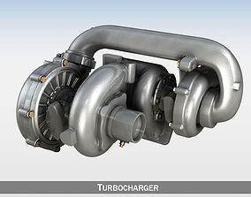Intercooler 3D Models | CGTrader