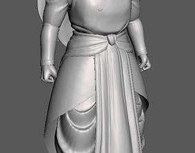 Kibito Kai 3D Model