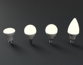 Lightbulp Pack 1 3D model