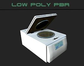 Sci-fi Lab Equipment 3D asset
