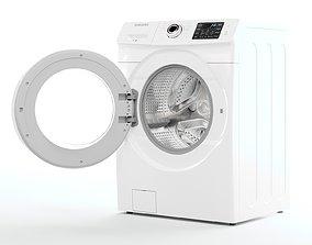Samsung WF42H5000AW 3D model