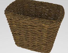 3D Wicker Basket Linen