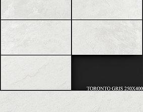 3D model Keros Toronto Gris 250x400