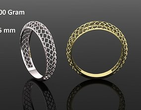 wedding Ring lightring 3D printable model