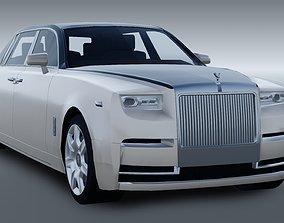 RR Phantom 2018 3D model