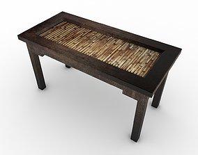 Ethnic Coffee Table 3D model