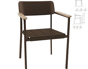 Emu Shine Chair - Arik Levy 3D