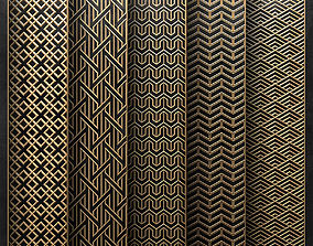 Decorative panel 27 3D