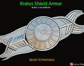 3D printable model Guardian Shield - gauntlet kratos - 5