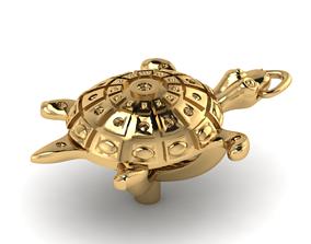 turtle jewelry 3D printable model