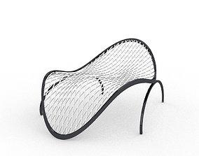 3D Parametric Chair leisure