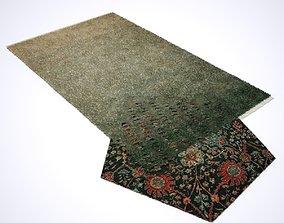 oriental 3D model Arabic Style Carpet