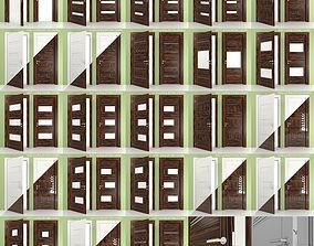 Italian Doors San Remo K Collection 3D model