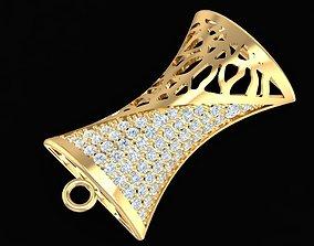 1976 Special Diamond Pendant 3D printable model