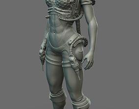 3D Ethion - Female Engineer