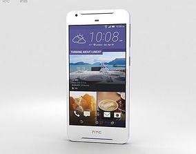 HTC Desire 628 White 3D