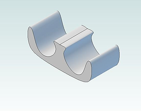 Ipod and Iphone Stand 3D printable model