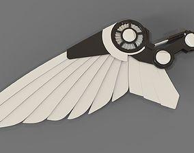 3D model Robot wing