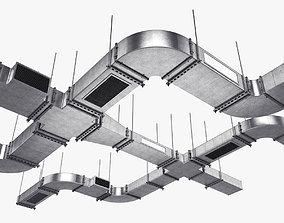Ceiling ventilation 3D