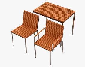 3D model Garden Furniture Home Collection