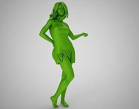 3D print model Flirtatious Wind