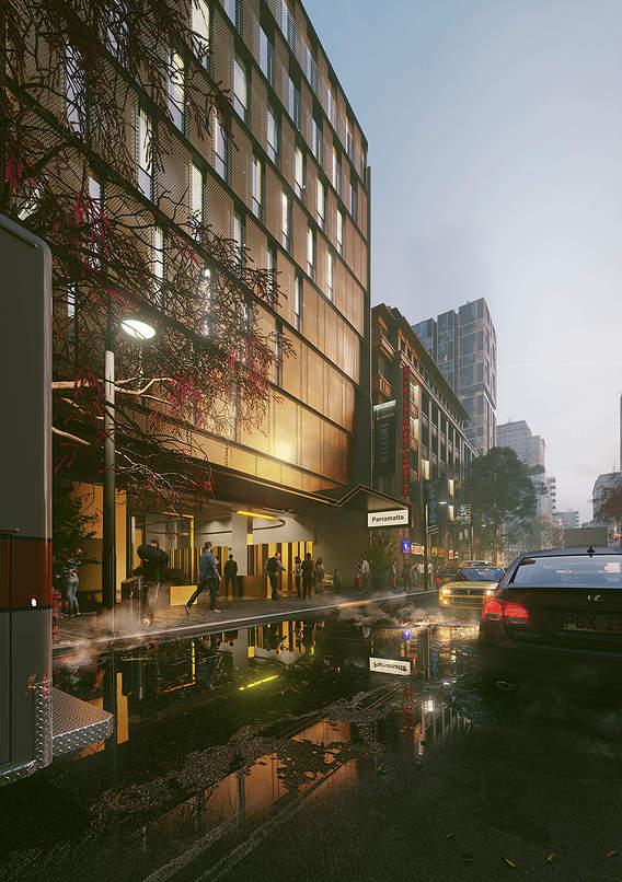 Aird St Parramatta AU